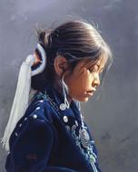 A Young Girls Dream George Molnar.jpg