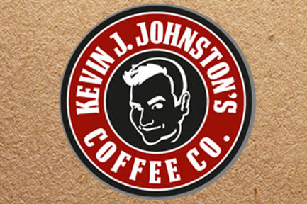 1LB of Coffee - Kevin J Johnston Coffee Company