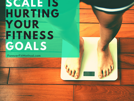 How the scale is hurting your fitness goals