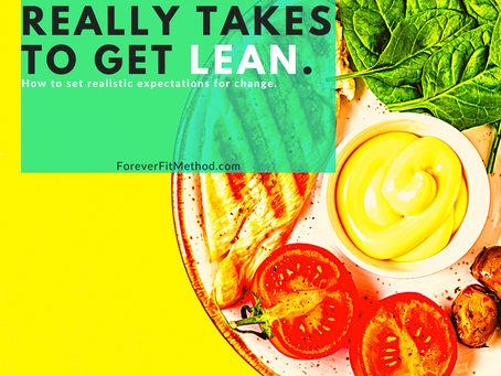 What it really takes to get lean and why you need to set realistic expectations for change