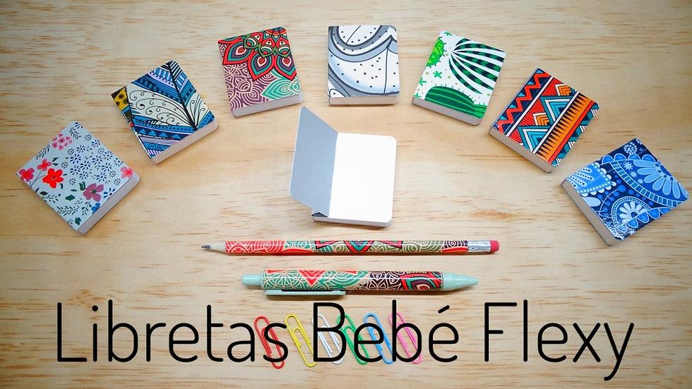 Libreta Bebé Flexy