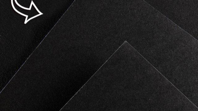 Cuaderno Grande Prisma Nero FAVINI® (Tipo Canson Black)