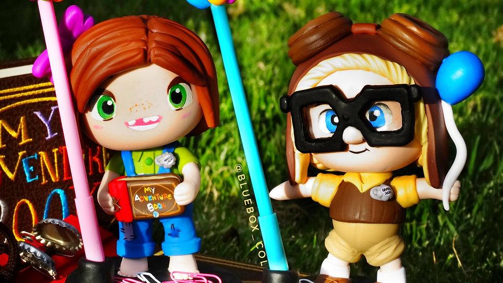 Carl y Ellie Up!