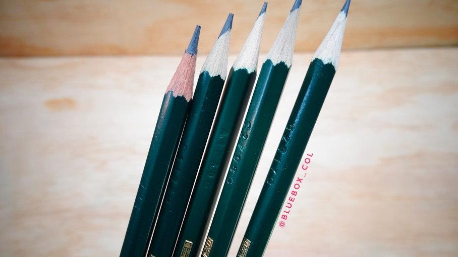 Kit 5 Lápices Pro FaberCastell