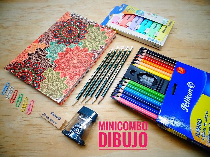 Minicombo Dibujo
