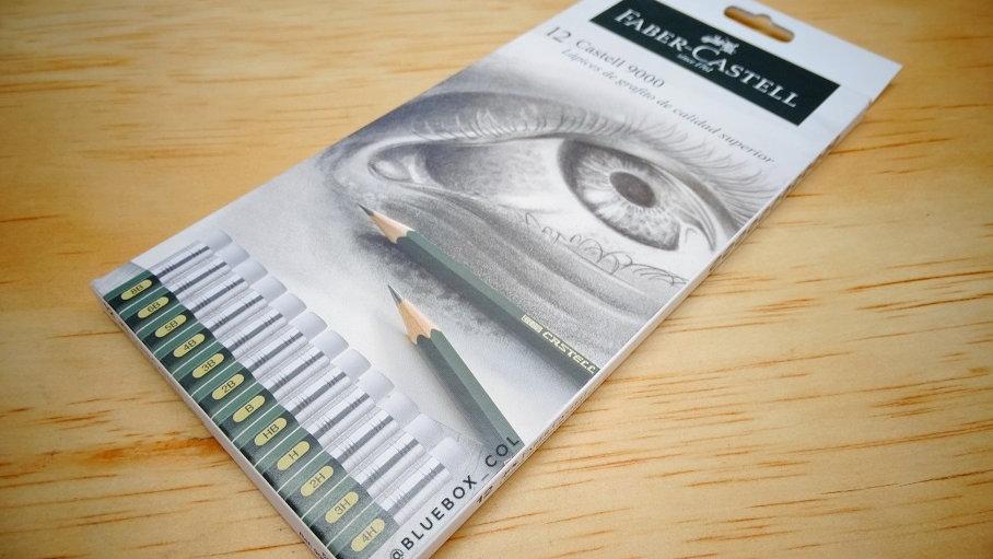 Kit 12 Lápices Pro FaberCastell