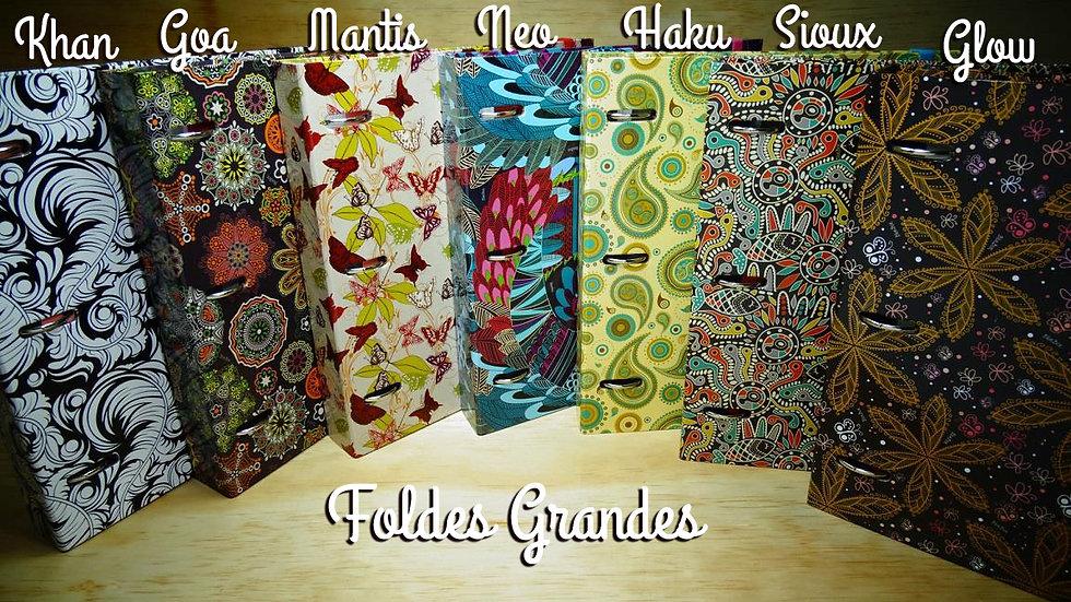 Folder Grande + 80 Hojas 2017