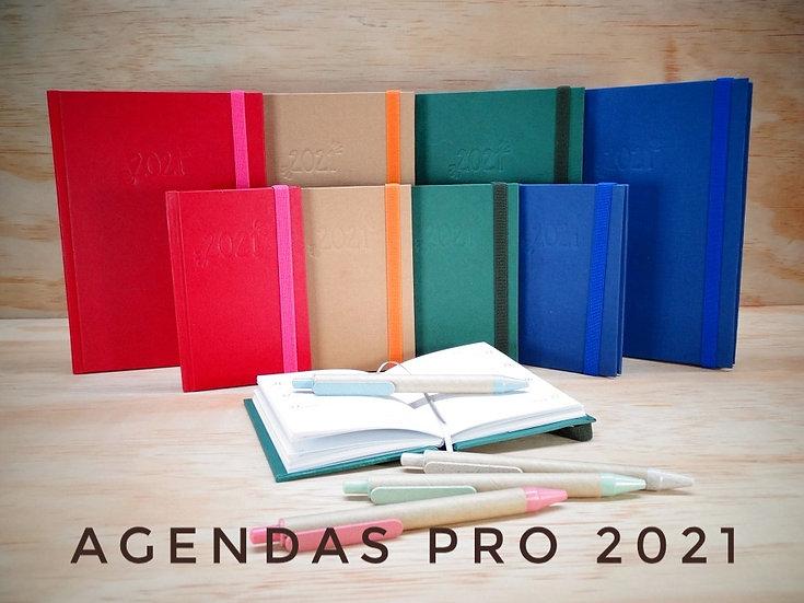 Agendas Pequeñas PRO 2021