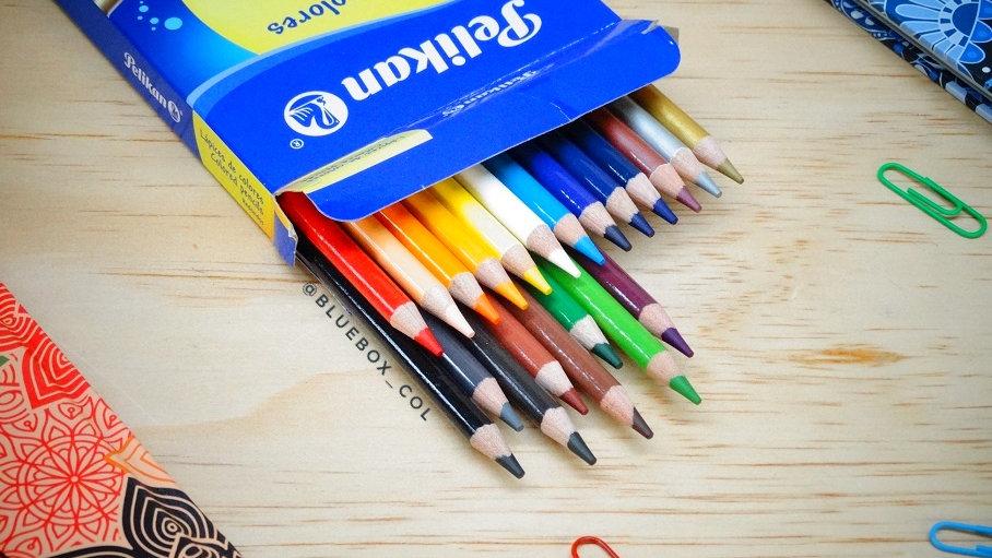 Colores x24 Pelikan
