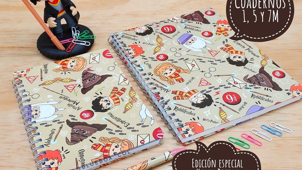 Cuadernos Grandes 1, 5 o 7M T. dura