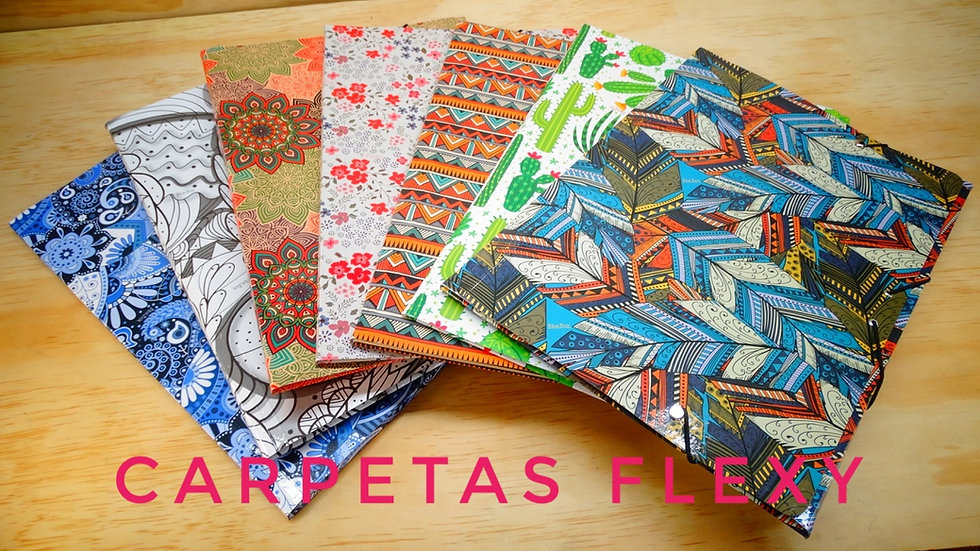 Carpetas Flexy