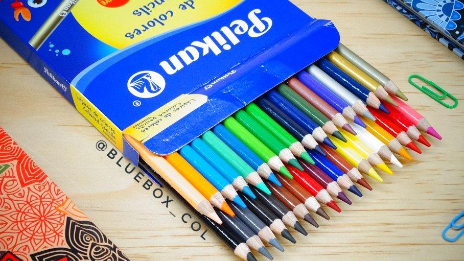 Colores x36 Pelikan
