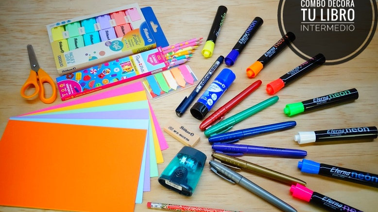 Kit decorar Libro de Aventuras Medio