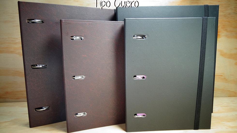 Folder Pequeño tipo Cuero