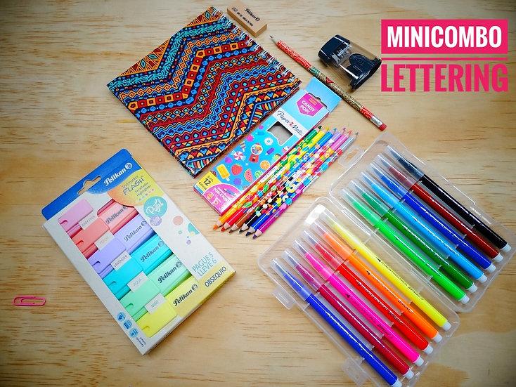 Minicombo Lettering
