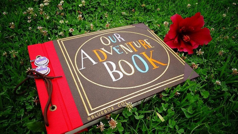 "Combo ""Our Adventure Book"" Grande"