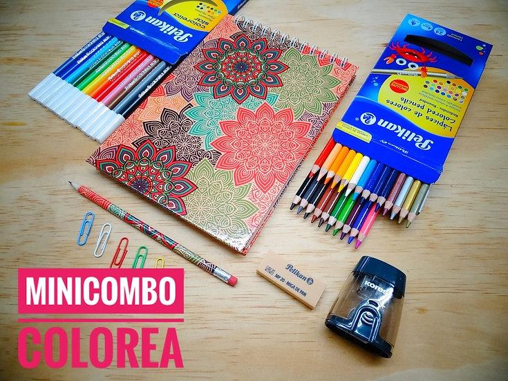 Minicombo Colorea