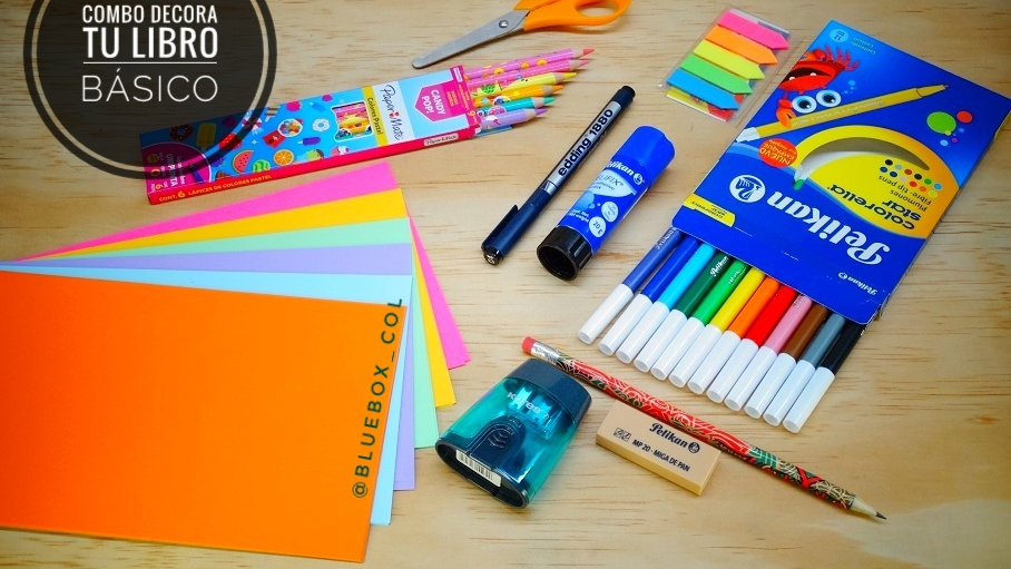 Kit decorar Libro de Aventuras Básico