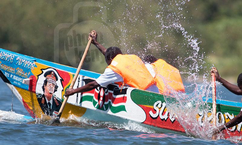 Rusinga Festival – Boat Race Rowing (Lake Victoria)
