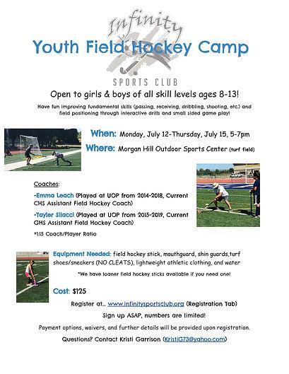 Copy of Infinity Youth Field Hockey Camp.jpg