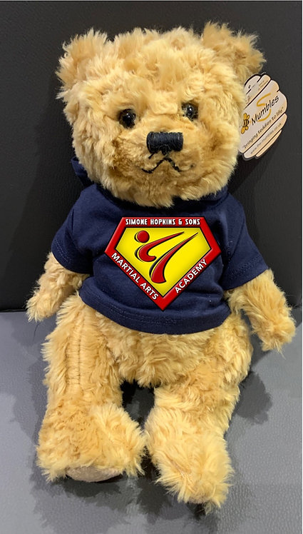 Academy Bear in hoody 13 inches