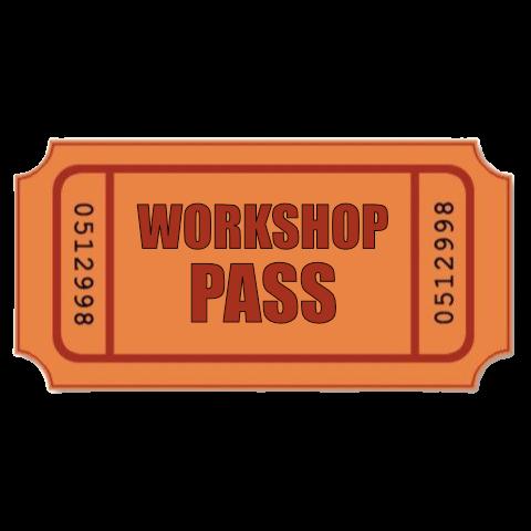 Workshop Pass