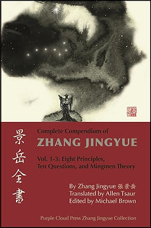 Book: Complete Compendium of Zhang Jingyue, Vol 1-3