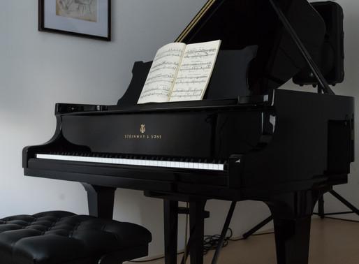 Culture G - L'art des pieds du pianiste (mémo)
