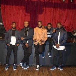 The team 🙌🏾💫