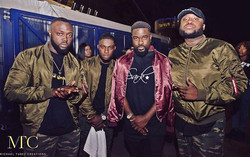#TheCompozers x _sarkodie1 .. He surprised us all when he hit that stage 😂.. But we rocked it same