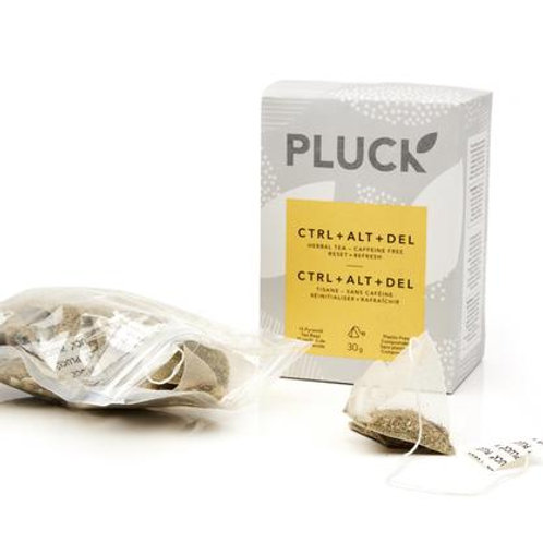 PLUCK Ctrl+Alt+Del Tea