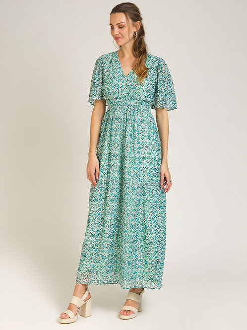 Long Shimmering Dress
