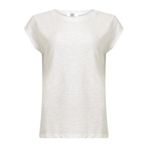 CC Heart T-Shirt White