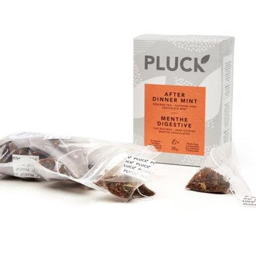 PLUCK After Dinner Mint Tea