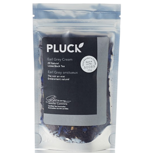 PLUCK Earl Grey Cream Loose Tea