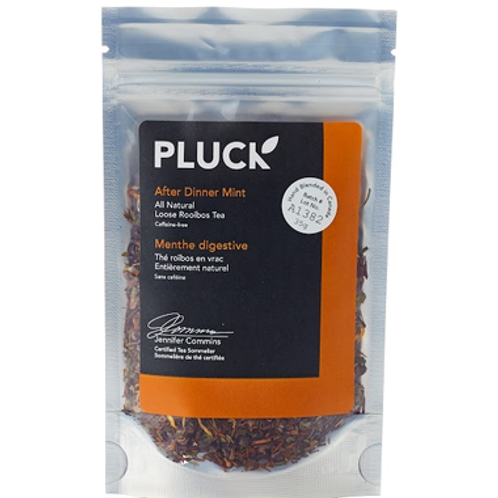 PLUCK After Dinner Mint Loose Tea