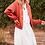 Thumbnail: Laila Skirt Hand Embroidered