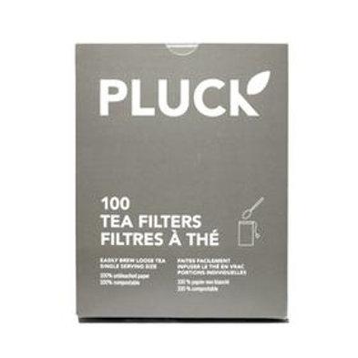 Pluck Tea Filters