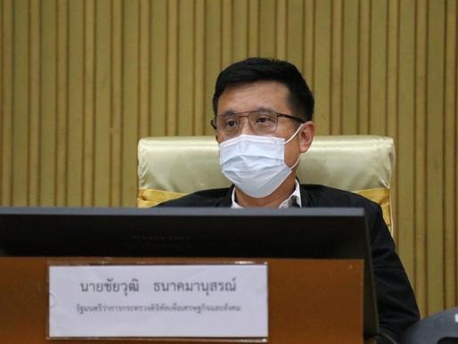 """รมว.ดีอีเอส ลง Phuket Sandbox หนุน """"ดีป้า"""" สนับสนุนท่องเที่ยว"""