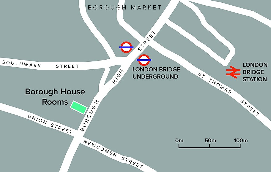 BHR map