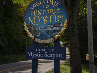Old Mystic Village & Boston