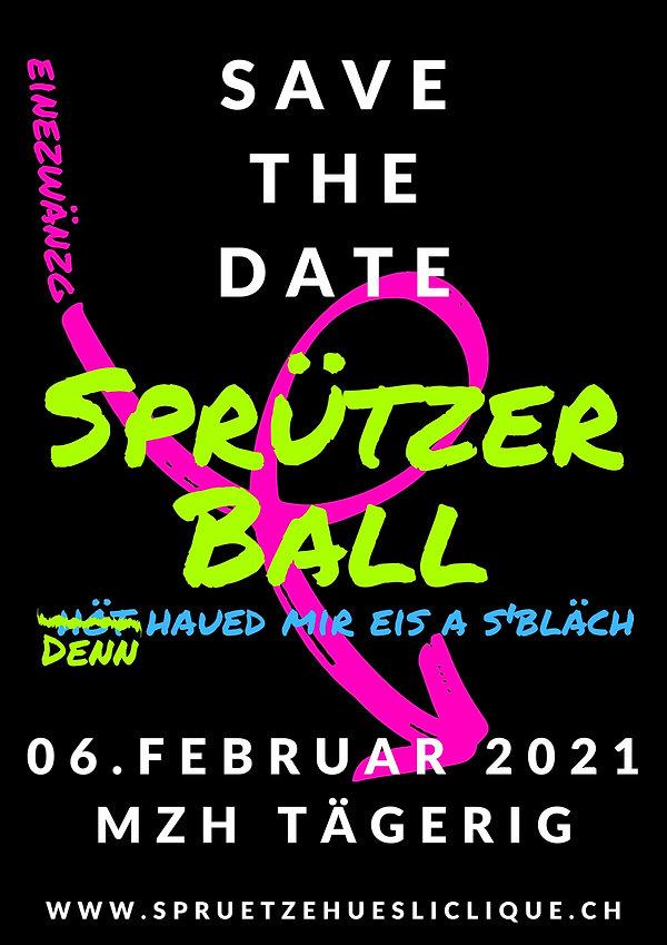 Sprützerball 2021
