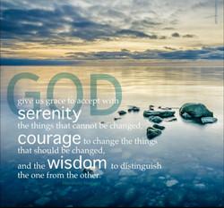 serenty prayer