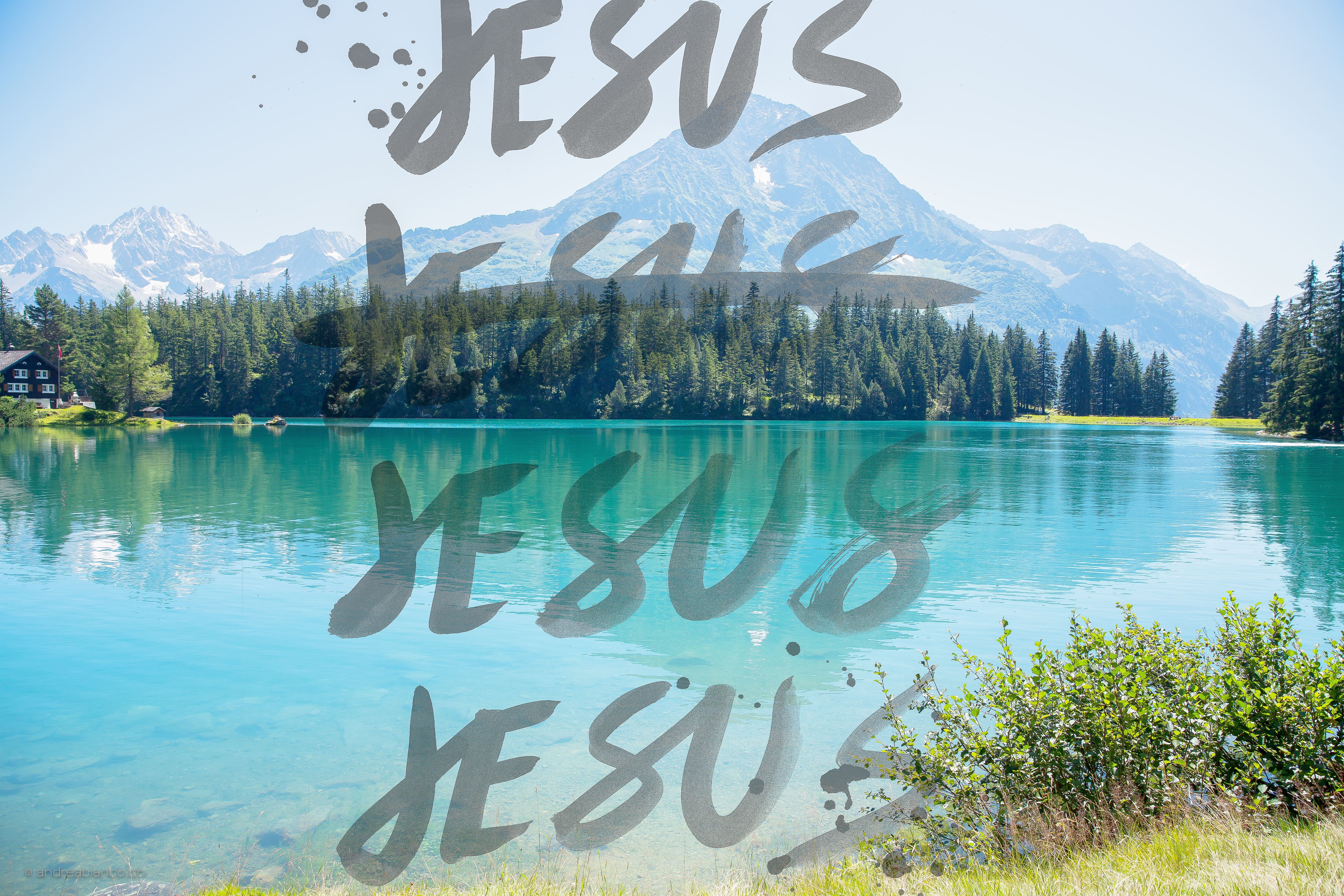 #Jesus - only