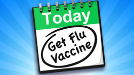 HAVE YOU HAD YOUR FLU VACCINE?