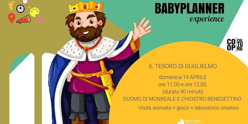 IL TESORO DI GUGLIELMO #BabyplannerExperience