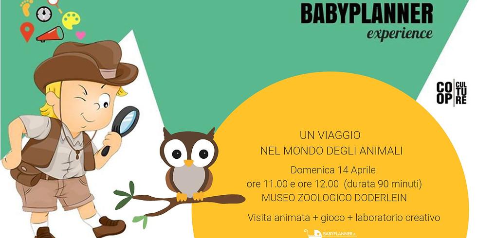 UN VIAGGIO NEL MONDO DEGLI ANIMALI  #BabyplannerExperience