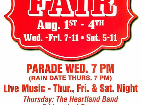 Fireman's Parade andFair