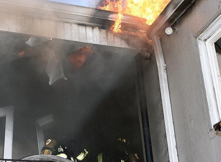 Members respond to 2,656 Alarms in 2019.