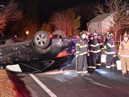 Overturn Accident